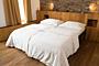 Satin Bed Linen – Natural (200×140 + 90×70 cm)